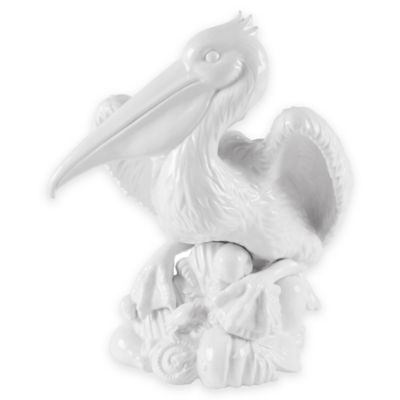 Fitz and Floyd® Cape Coral Pelican Figurine