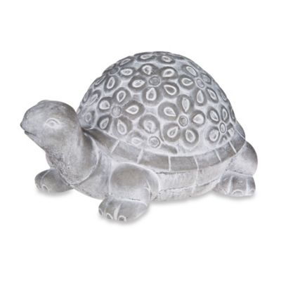 Home Essentials & Beyond Embossed Turtle in Grey