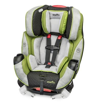 Evenflo® Symphony DLX All-In-One Car Seat in Porter