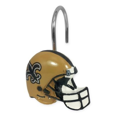 Buy Nfl New Orleans Saints Shower Curtain From Bed Bath Beyond