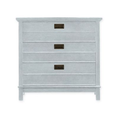 Stanley Furniture Cape Comber Bachelor's Chest in Sea Salt
