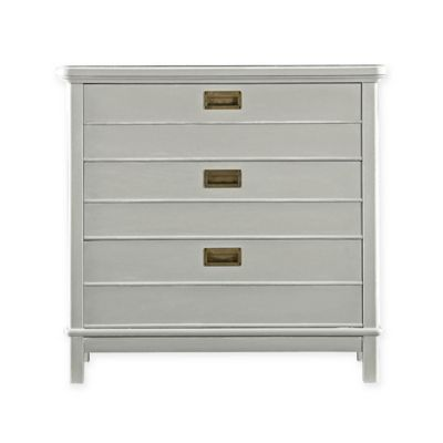 Stanley Furniture Cape Comber Bachelor's Chest in Morning Fog
