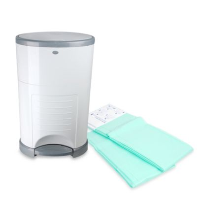 Diapering > Diaper Dekor Plus Diaper Disposal System