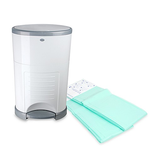 Diaper dekor plus diaper disposal system for Dekor diaper pail