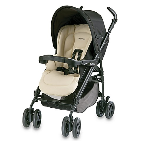 pliko p3 classico stroller in paloma by peg perego bed. Black Bedroom Furniture Sets. Home Design Ideas