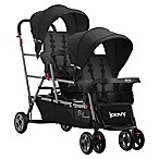 Joovy® Big Caboose Stand-On Triple Stroller in Black
