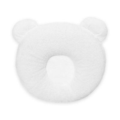 Candide Luxury Panda Head Cushion in White