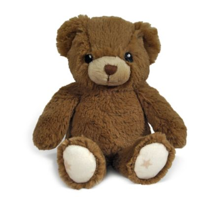 cloud b® Hugginz Small Bear Plush in Brown
