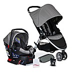 BRITAX 2016 B-Agile 3/B-Safe 35 Travel System XE in Steel