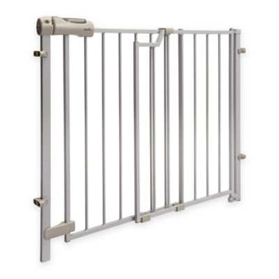 Evenflo® SecureStep Top-of-Stair Gate in Taupe