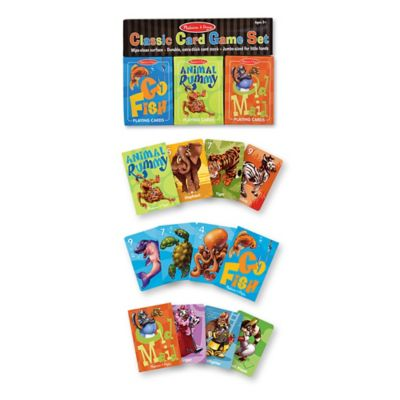 Melissa and Doug® Classic Card Game Set