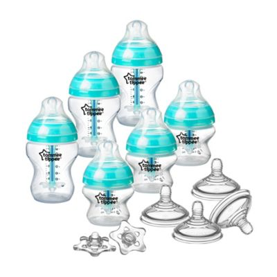 Tommee Tippee® Newborn Closer to Nature® Anti-Colic Baby Bottle Starter Pack