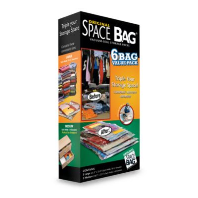 Bed Bath And Beyond Vacuum Space Bags