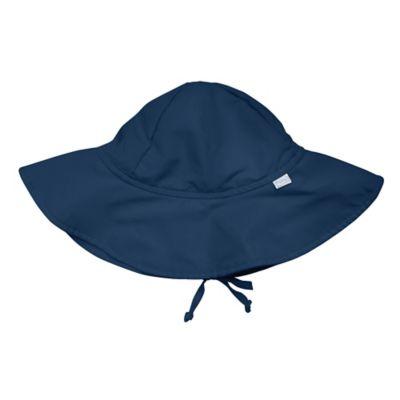 i play.® Newborn Brim Sun Hat in Navy