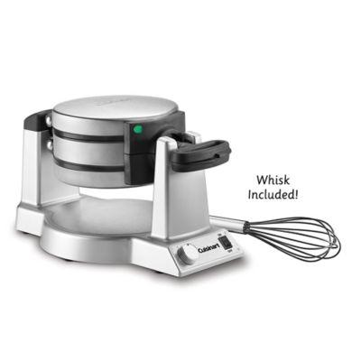 Cuisinart® Double Belgian Waffle Maker