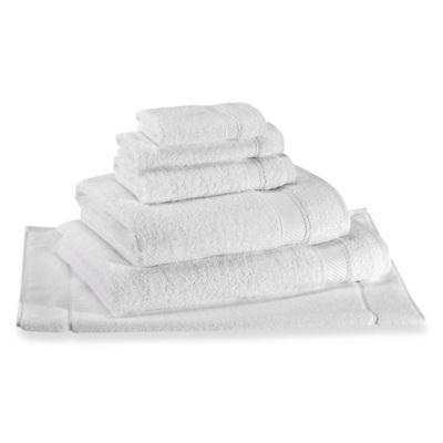 Wamsutta® Hygro Duet Bath Sheet in White