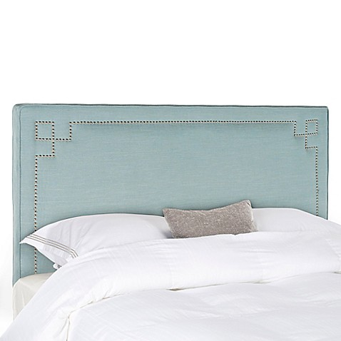 Safavieh Remington Headboard Bed Bath Beyond