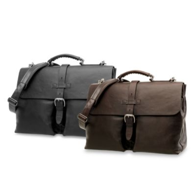 Ellington Signature Collection Clark Black Briefcase