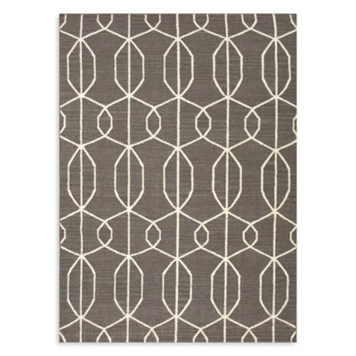 Jaipur Maroc Naima 3-Foot x 6-Inch 5-Foot 6-Inch Rug in Licorice
