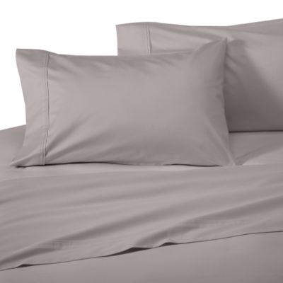 Wamsutta® Supima® Supreme Luxury Open Stock Standard Pillowcases in Plum (Set of 2)