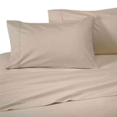 Wamsutta® Supima® Supreme Luxury Open Stock Standard Pillowcases in Parchment (Set of 2)