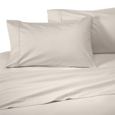 Wamsutta® Supima® Supreme Luxury Standard Pillowcases in Antique Ivory (Set of 2)