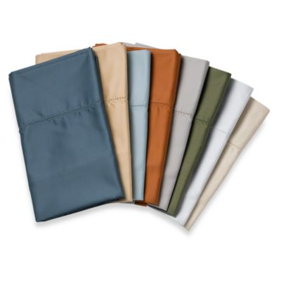 Wamsutta® Wrinkle-Free Pima Sateen Open Stock Fitted Sheet