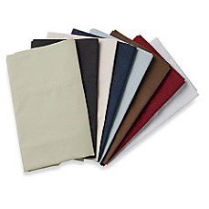 Wamsutta® Perfect Pinpoint Open Stock Fitted Sheet