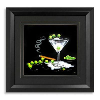 Martini Limbo Wall Art