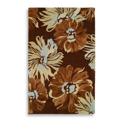 Inspiration Brown Room Size Rug