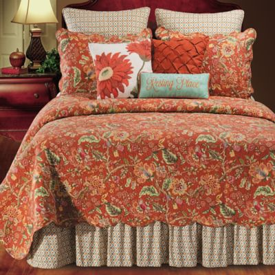 Adele Reversible Twin Quilt