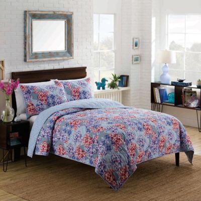 Cotton Purple Quilt
