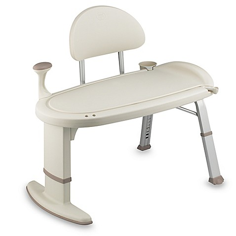 Moen Home Care Premium Adjustable Transfer Bench