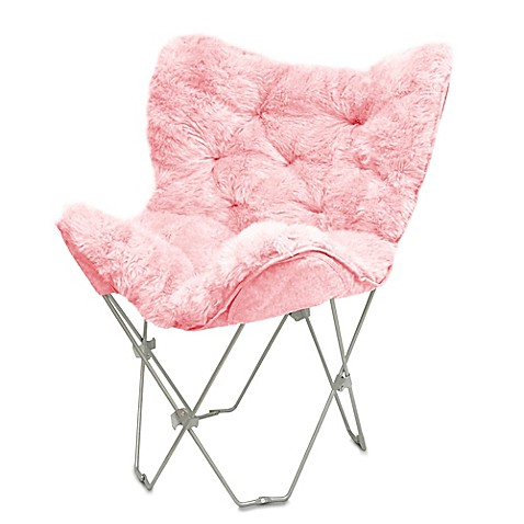 Faux Fur Butterfly Chair Bed Bath And Beyond