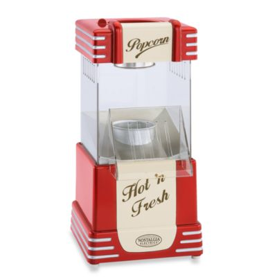 Nostalgia™ Electrics Retro Series™ 50's Style Hot Air Popcorn Popper