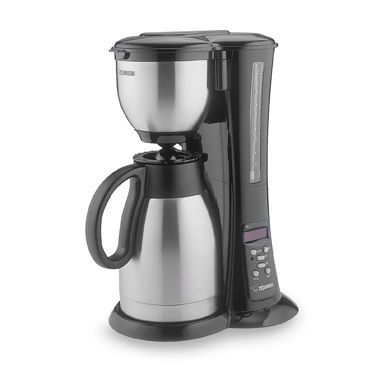 Zojirushi Fresh Brew Stainless Steel Thermal Carafe 10-Cup Coffee Maker