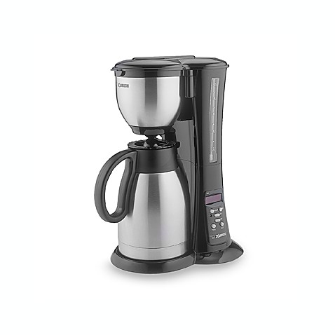 Zojirushi Stainless Steel Thermal Carafe 10-Cup Coffee Maker