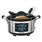 Hamilton Beach® 6-Quart Programmable Slow Cooker