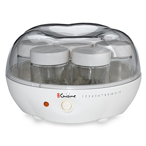 Euro Cuisine® Yogurt Maker YM80