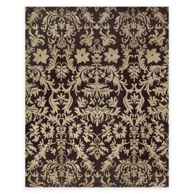 Feizy Kooshlame 2-Foot x 3-Foot Accent Rug in Charcoal
