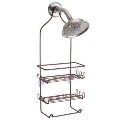 InterDesign Bronze Shower