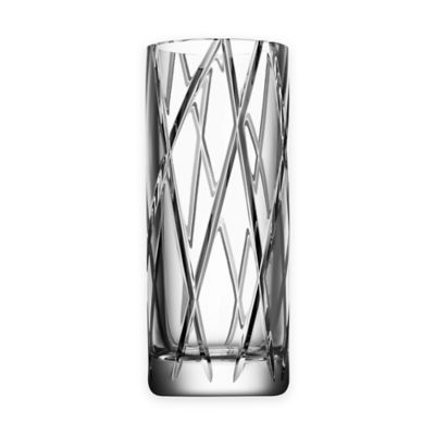 Orrefors Explicit Stripes Small Vase
