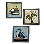 NoJo® Ahoy Mate 3-Piece Wall Hanging