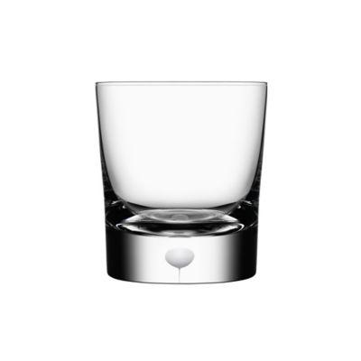 Orrefors Intermezzo Satin Old Fashioned Glasses (Set of 2)