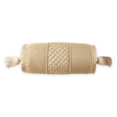Gold Neckroll Pillow