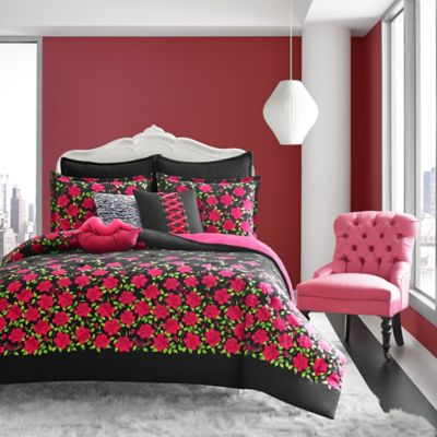 Buy Red Comforter Twin From Bed Bath Beyond