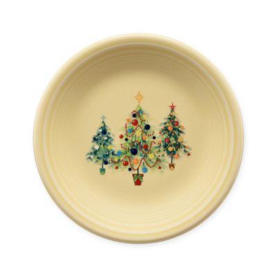 Fiesta® Christmas Tree Trio Salad Plate