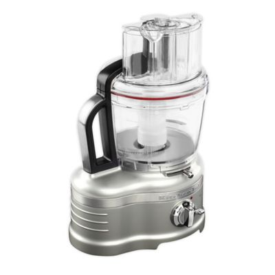 KitchenAid Pro Line Series 16-Cup Food Processor in Silver