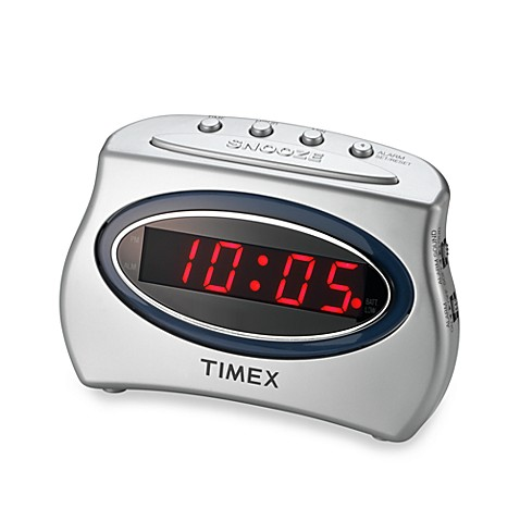 Timex Alarm Clock Bed Bath And Beyond