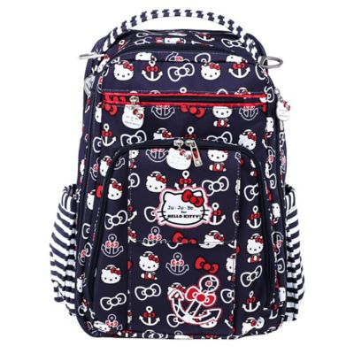 Ju-Ju-Be® for Hello Kitty Be Right Back Diaper Bag in Out to Sea Print